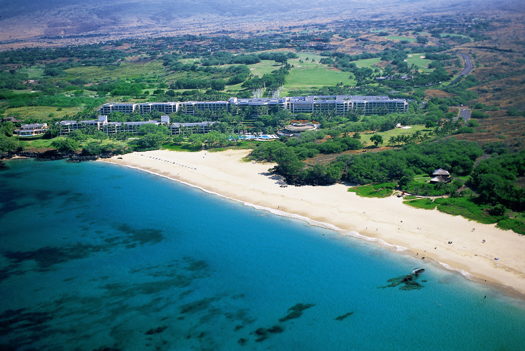 Hapuna Beach Prince Resort Big Island Hawaii